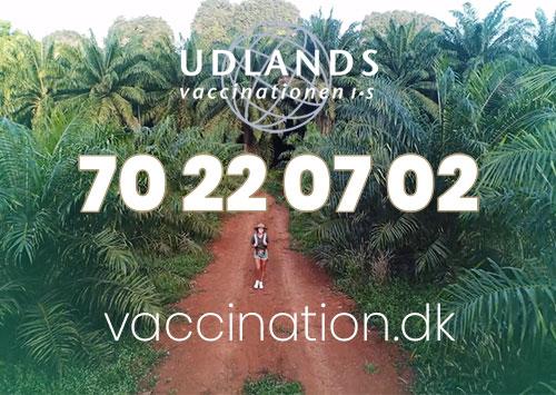 Udlandsvaccinationen
