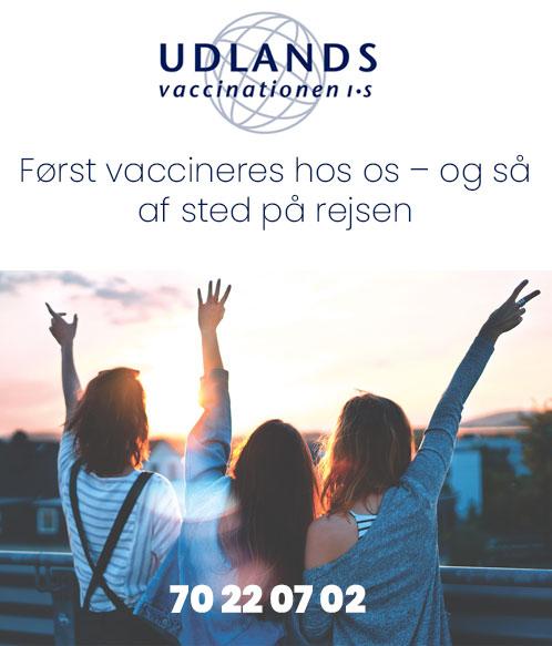 Hjortøgaard forside med facebook feed